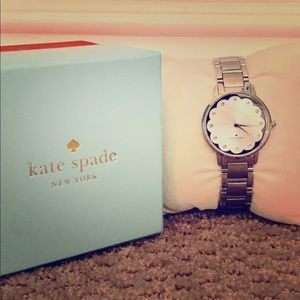 Kate Spade Rhinestone Watch